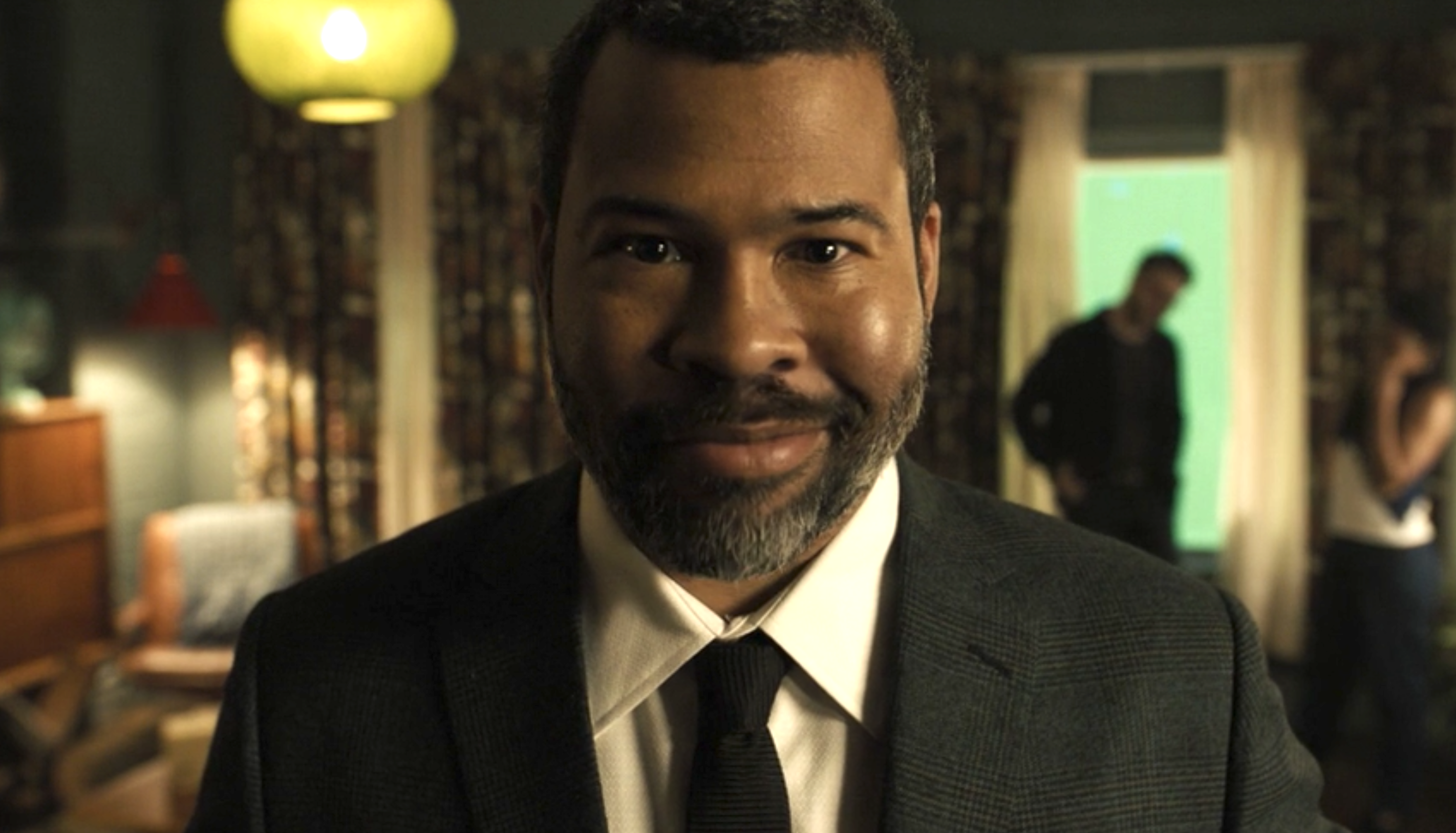 Jordan Peele The twilight zone