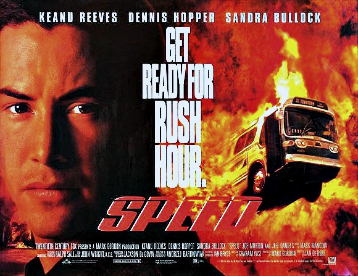Top 5 Keanu Reeves movies