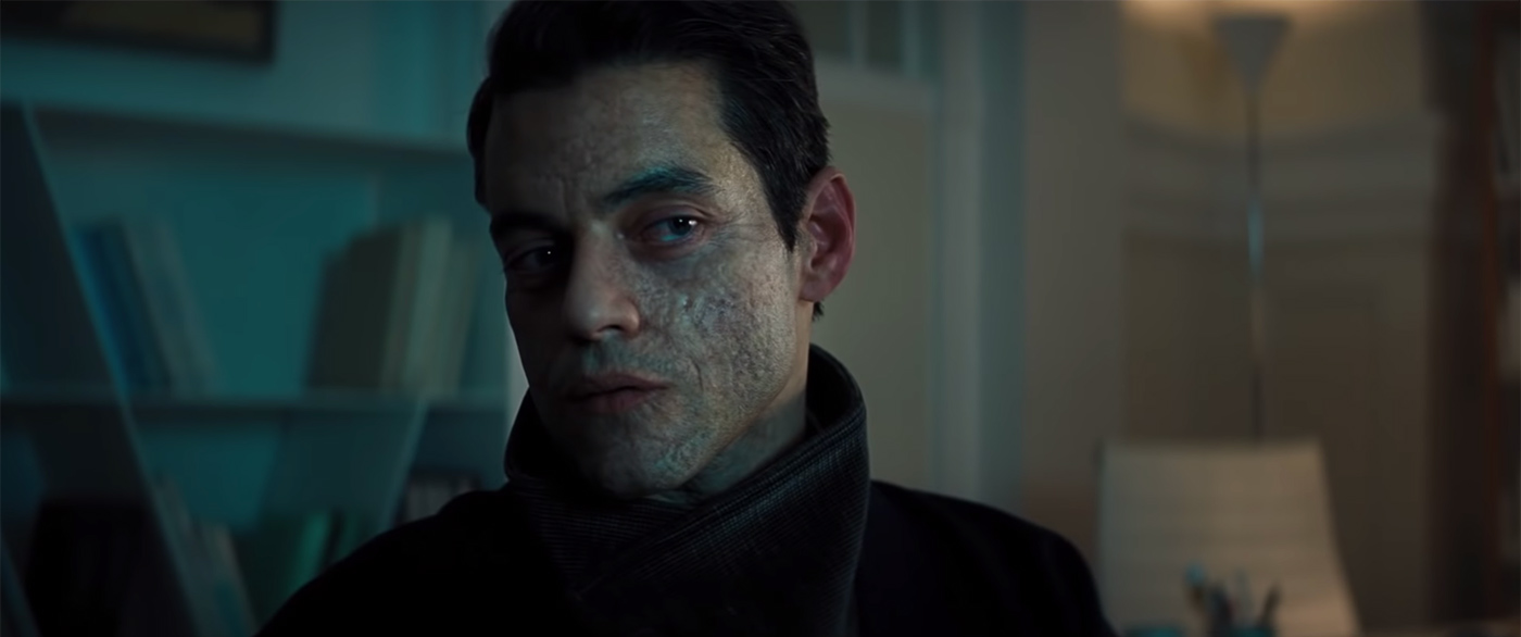 No Time To Die: How Bad Is Rami Malek's Safin?