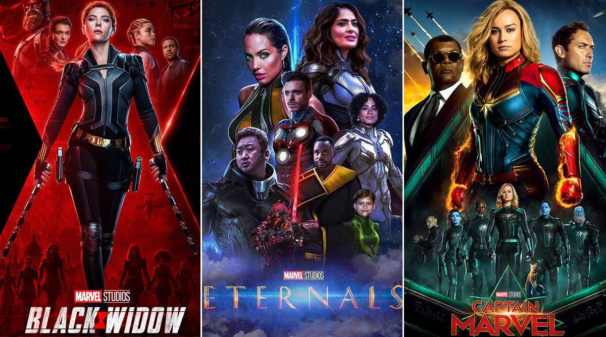 Captain Marvel 2 marvel phase 4
