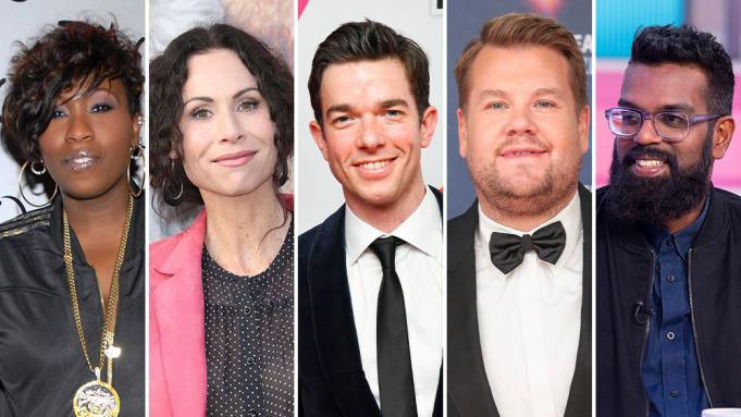 Cinderella (2021) cast