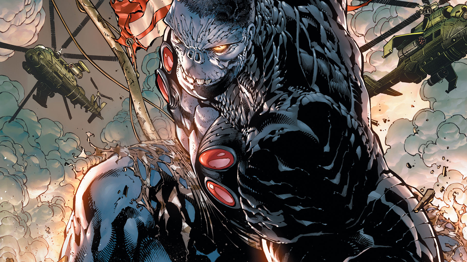 Strongest Characters In The DC Universe Ranked