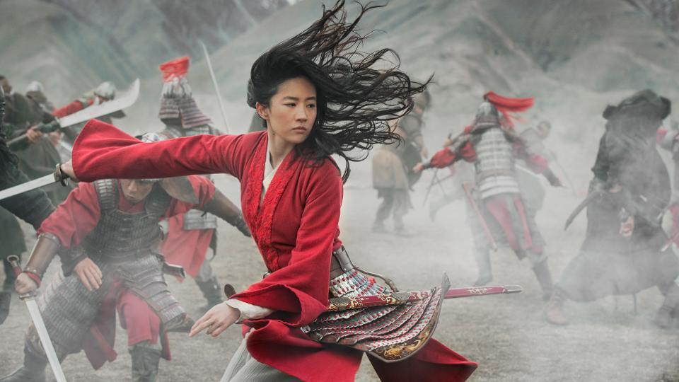 Mulan Top 6 Upcoming Movies 2020
