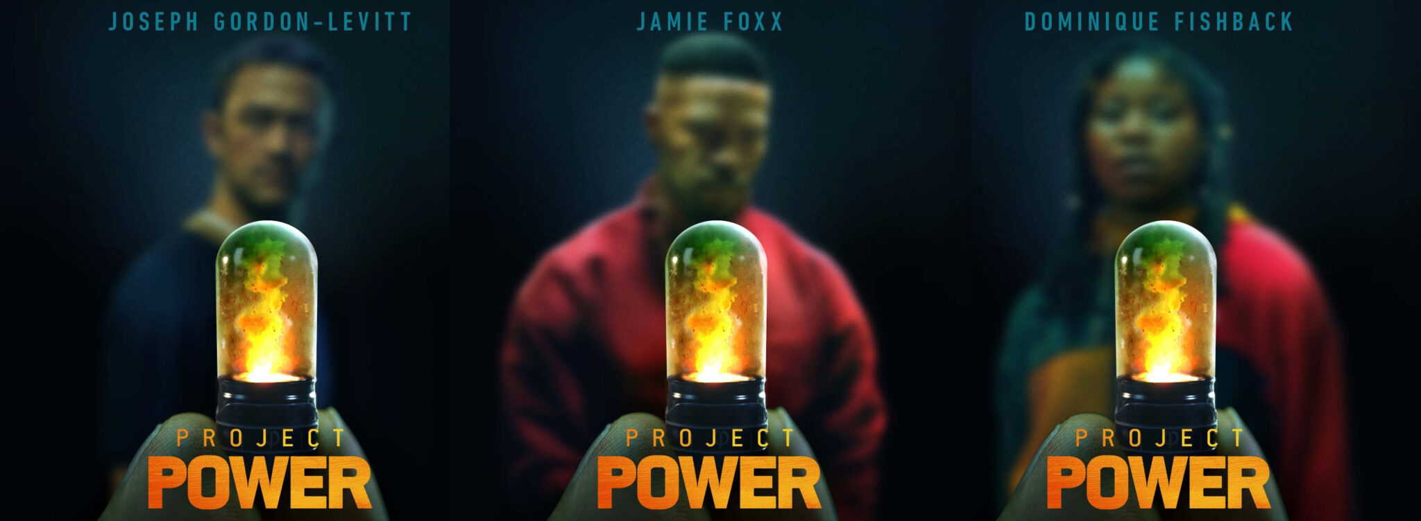 Project Power cast