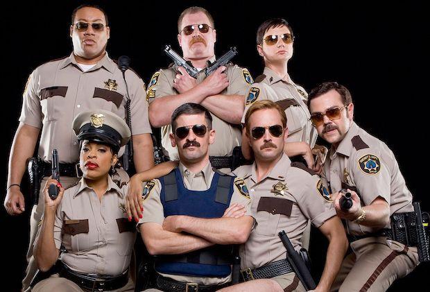 Reno 911 6 shows like Brooklyn Nine-Nine