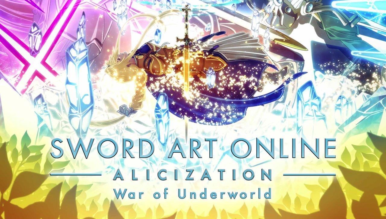 SWORD ART ONLINE ALICIZATION WAR OF UNDERWORLD SEASON 2 Top 6 Upcoming Anime In 2020