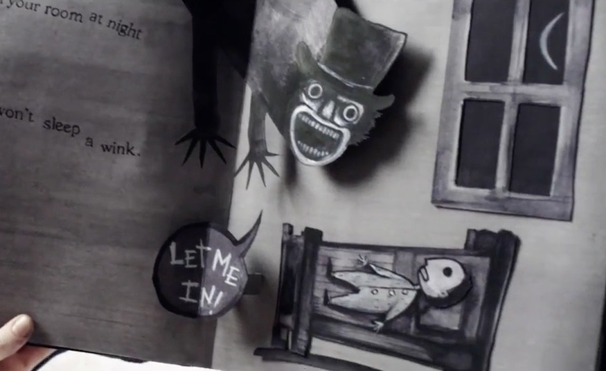 THE BABADOOK 6 movies to watch before conuring 3