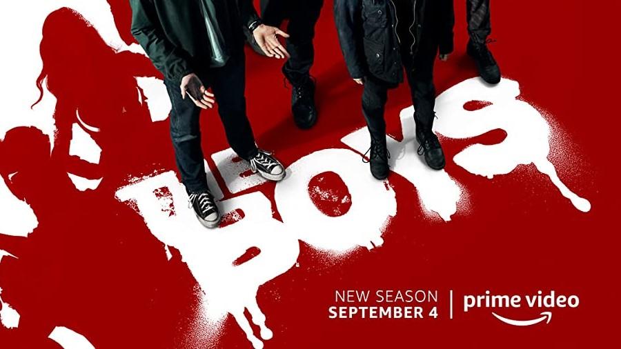 The Boys Season 2 (September 4, 2020) Top 6 Upcoming TV Shows 2020