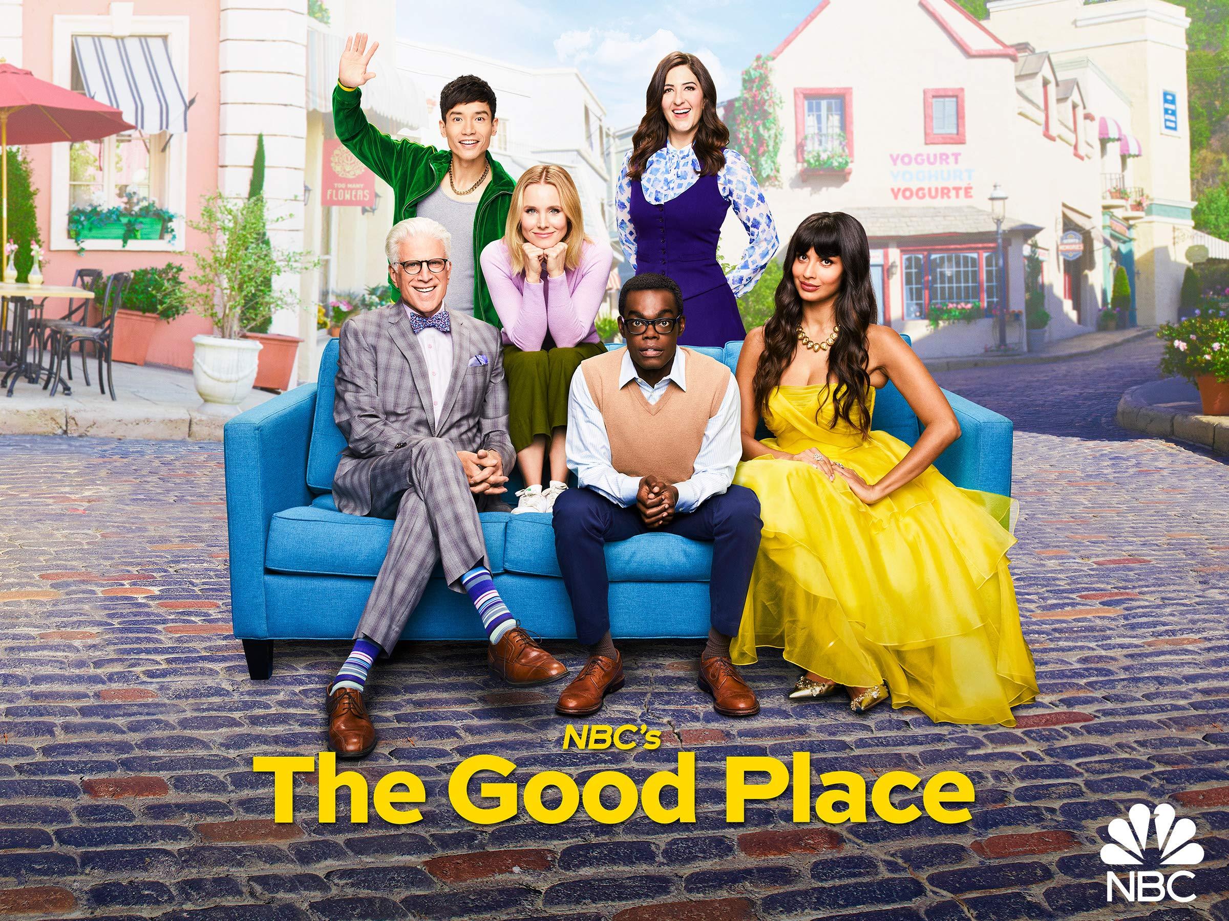 The Good Place 6 shows like Brooklyn Nine-Nine