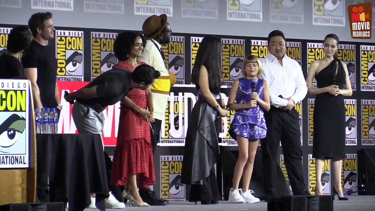 The eternals cast
