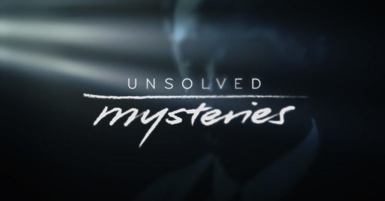 Unsolved Mysteries Top 6 Trending Shows on Netflix