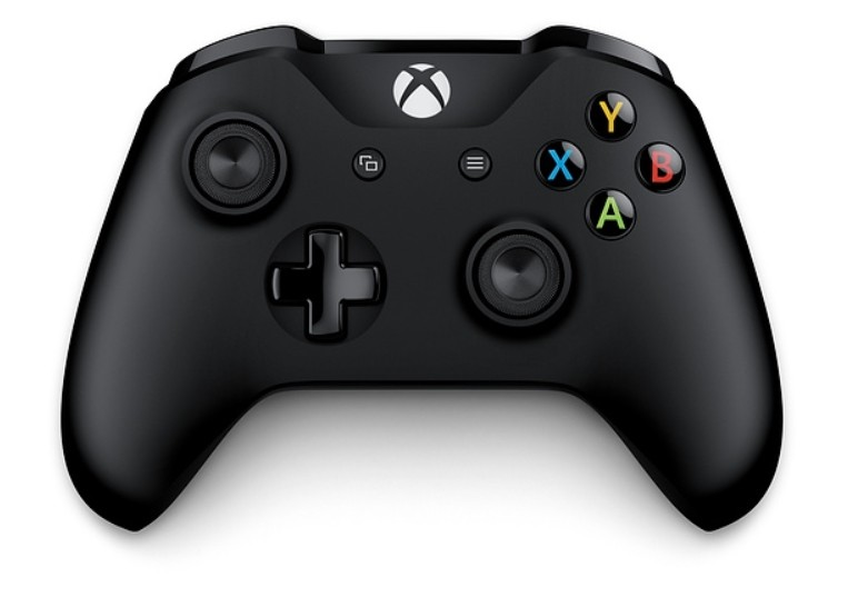 X box controller