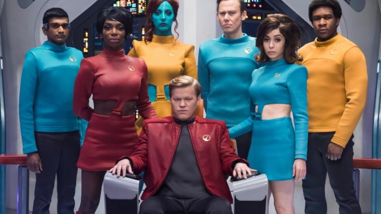 black-mirror-season-4-uss-callister Top 6 Black Mirror Episodes
