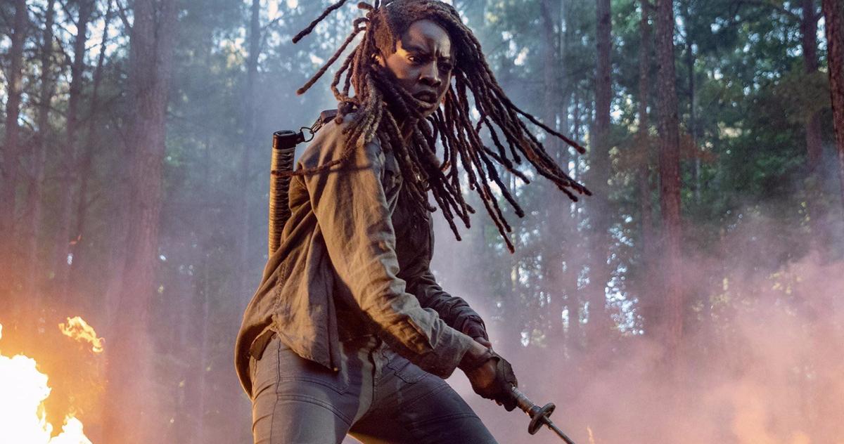 The Walking Dead Season 10 Finale