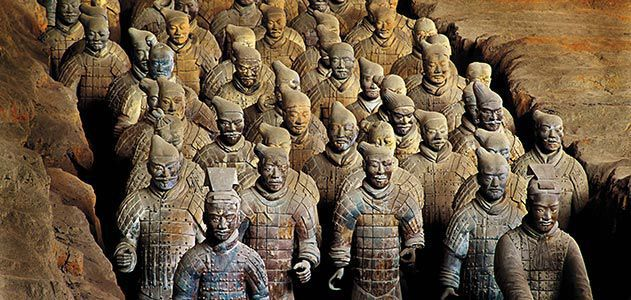 The Curse Of The Terracotta Army