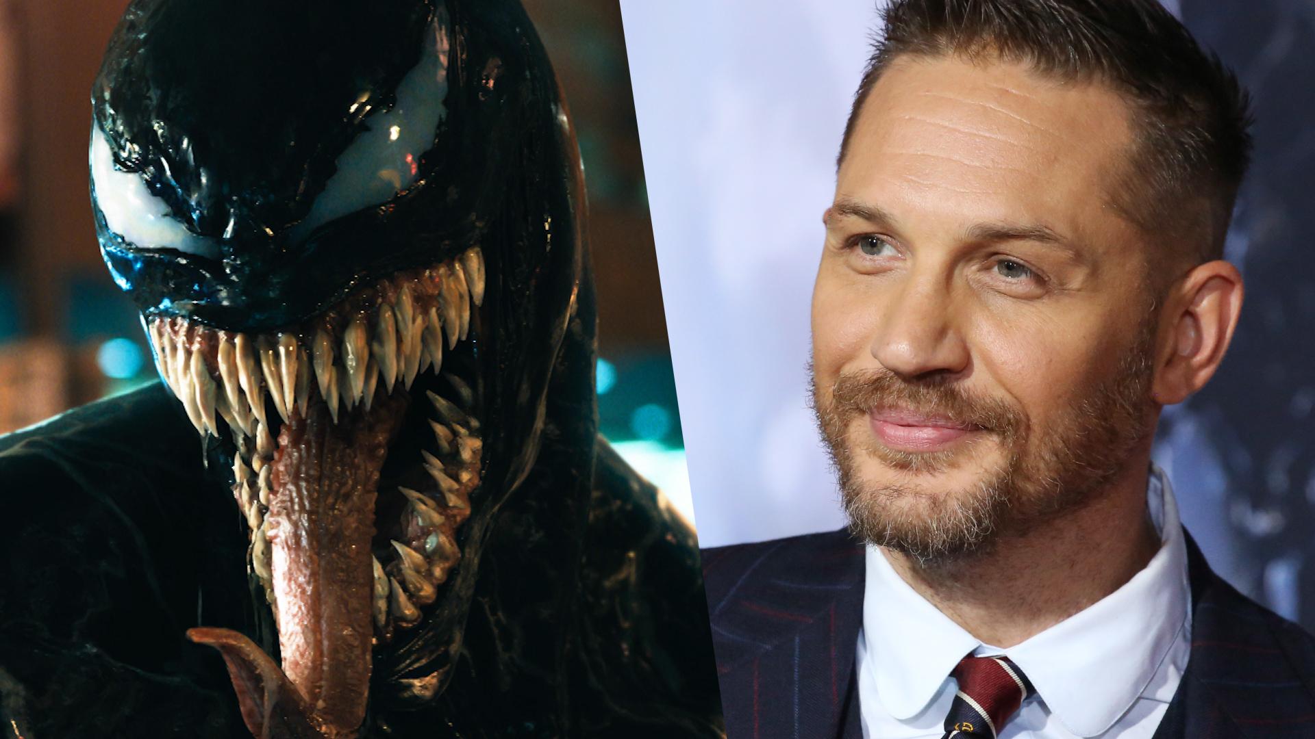 Venom 2 Story by Tom Hardy